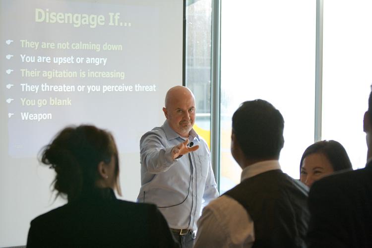 Arete - Hugh Pelmore Shangri-La Presentation